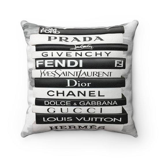 Pillow, Fashion Throw Pillows, Fashionista Pillow Decor, Fashion Pillow Decor
