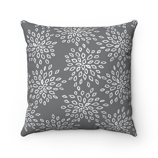 Gray Pillow, Neutral Throw Pillows, Gray Throw Pillow, Pillow Decor