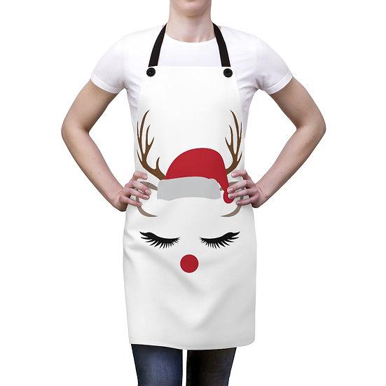 Santa's Reindeer Apron