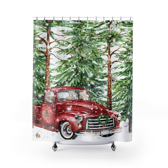 A Red Truck Christmas