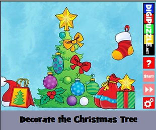 Christmas decorate the tree.png