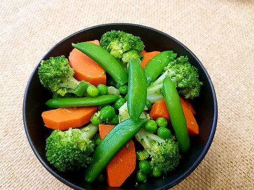 Spring Vegetables - Serves 2