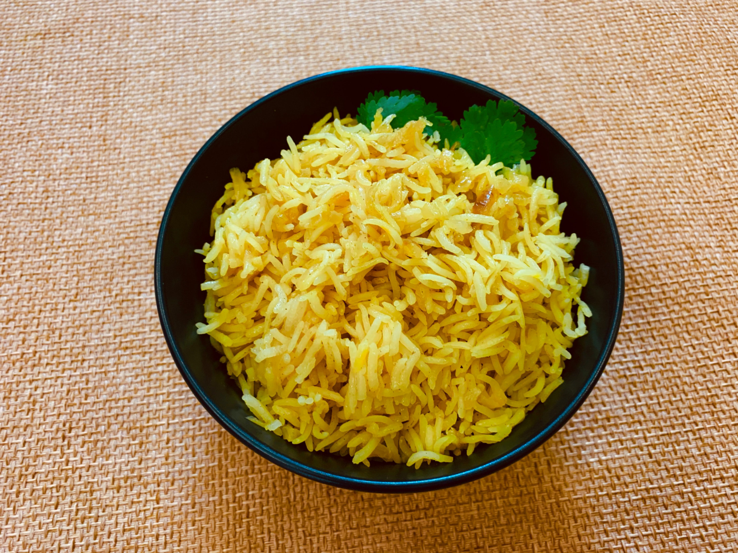 Saffron Rice My Dish