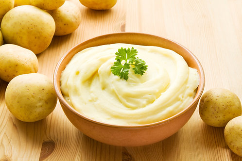 Creamy Mash Potato - Serves 2