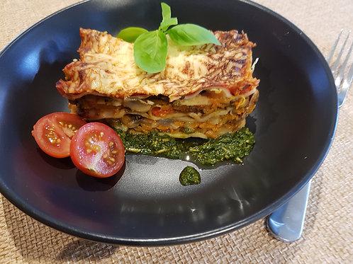 Vegetable Lasagne Single Serve - Serves 1