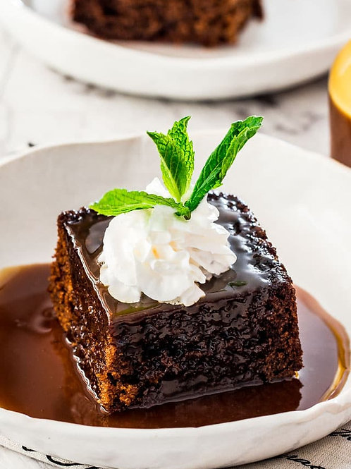 Sticky Date Pudding - Serves 1