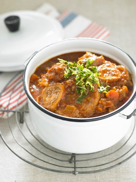 Veal Osso Bucco- Serves 2