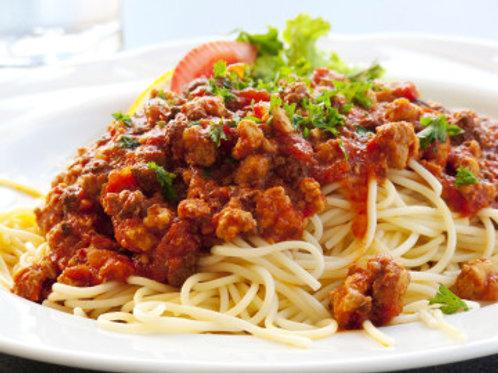 Bolognaise Sauce - Serves 2