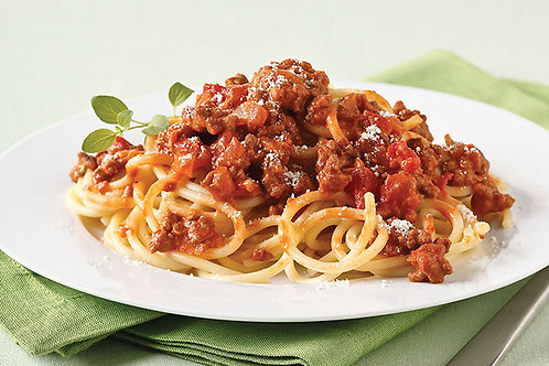 Spaghetti Bolognaise - Serves 1