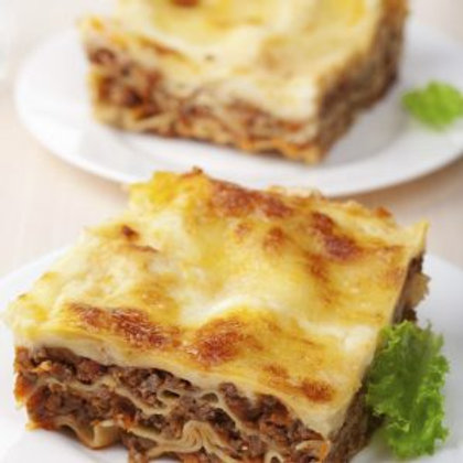 Lasagne Single Serve