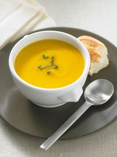 Pumpkin Soup - Serves 2