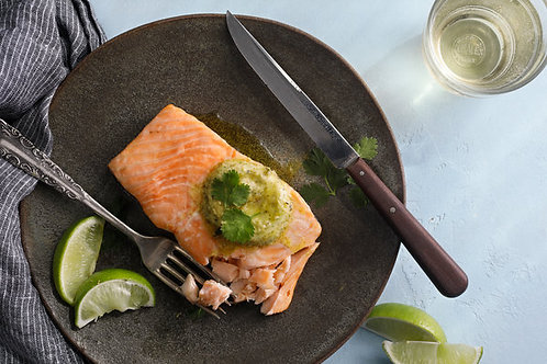 Herb & Butter Salmon