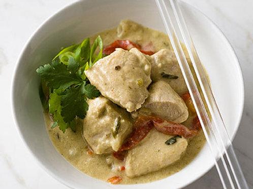 Thai Green Chicken Curry - Serves 2