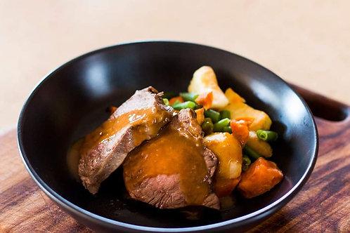 Roast Beef Dinner - Serves 1