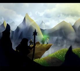 Digital Illustration II- Background/SceneDesign