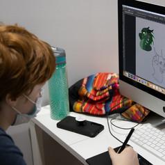 Digital Illustration Online
