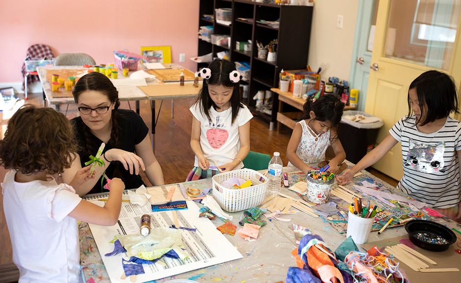 NYSA Art Camp
