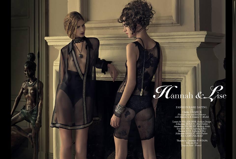 Collection Hannah & Lise