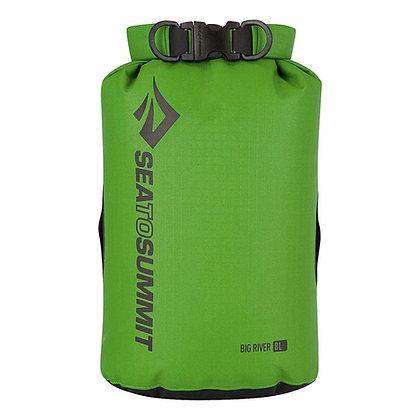 Sea to Summit Big River Dry Bag 8L grün