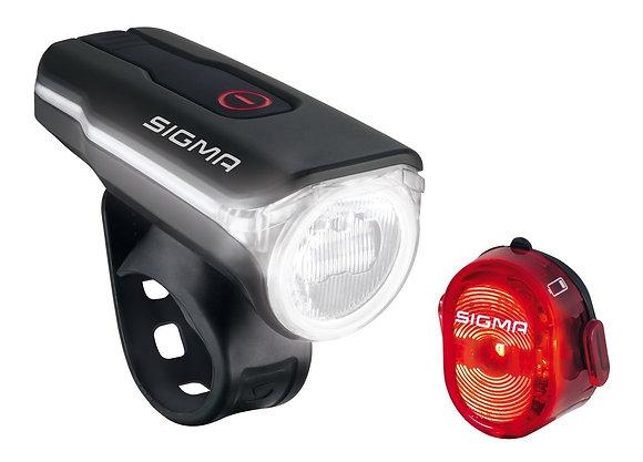 Sigma Aura 60 + NuggetII Beleuchtungsset