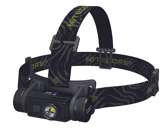Nitecore HC60 Stirnlampe 1000 Lumen incl. Akku