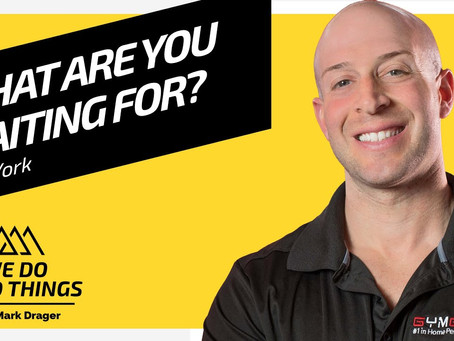 How To Turn FEAR Into FUEL & And GET MORE DONE   Josh York on We Do Hard Things Podcast