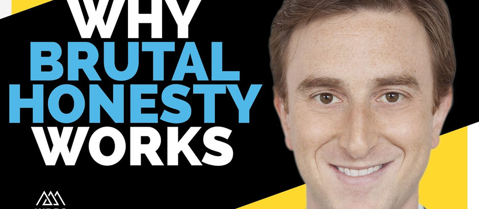 Why Leaders Use BRUTAL HONESTY | Peter Kozodoy on We Do Hard Things Podcast