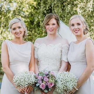 Dream Team #bridal #summerwedding #1year