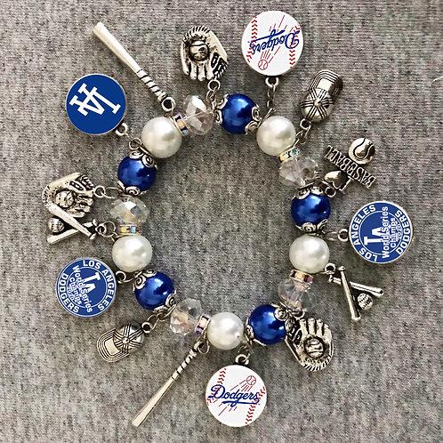 Los Angeles dodgers World Series bracelets