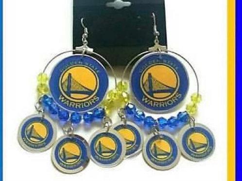 Golden State Warriors big Earring