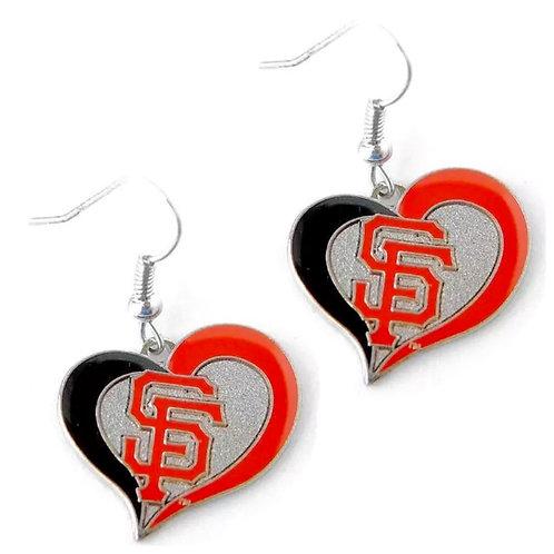 San Francisco Giants Earring