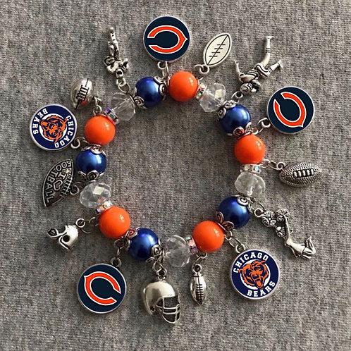 Chicago Bears Bracelet