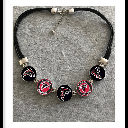 Atlanta falcons choker