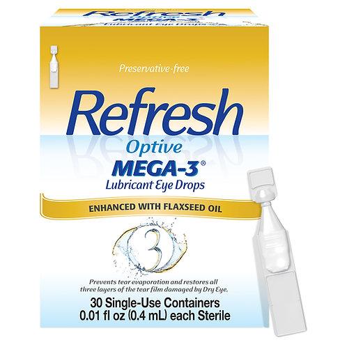 Refresh Mega-3 Preservative-Free Artificial Tears