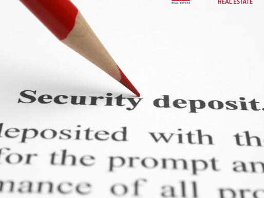 Landlord Responsibilities: Security Deposits
