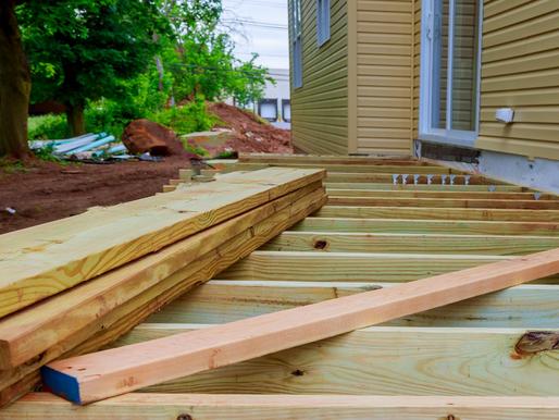 Landlord Responsibilities: Patios, Decks, Porches, and Balconies