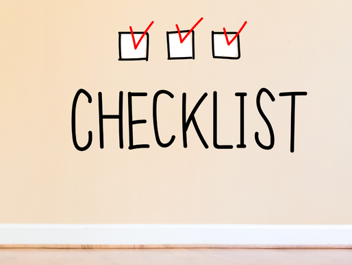 What Needs to Be Included in Your Home Inspection Checklist