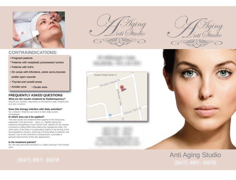 Cosmetician Services