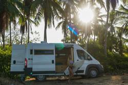Campervan adventure