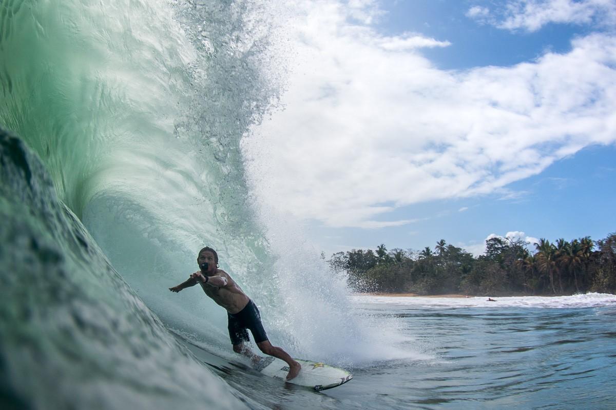 Costa Rica surfing spots