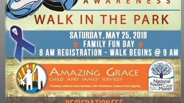 Foster Care Walk