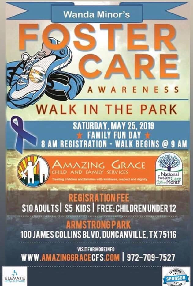 Foster Care Walk