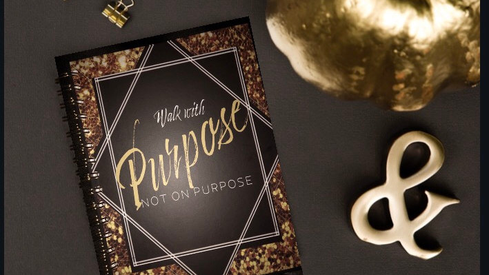 Walk with Purpose Journal