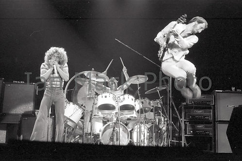 The Who 8X12 Photo