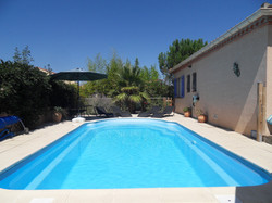 Beautiful Pool 1.5 metres deep end t