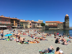 Coullioure Beach