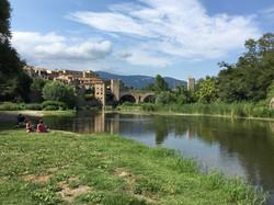 Besalu, Spain