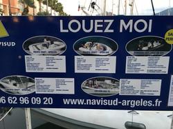 Port Argeles Boat Hire