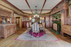 H Phelps House Dining Room with Great Ha