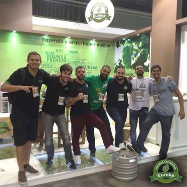 Feira Brasileira da Cerveja - Blumenau   2018
